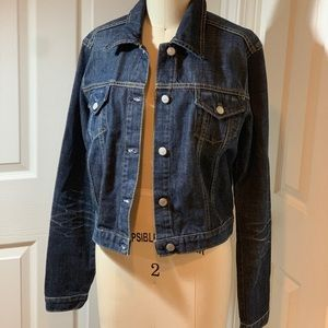 Paper Denim & Cloth woman's size 3 Jean Jacket